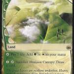 Horizon Canopy (Dual Land) – Rare MTG Cards