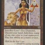 Lion's Eye Diamond: Poor Man's Black Lotus
