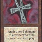 Ankh of Mishra – Mana Screwing Fun
