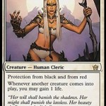 Auriok Champion: Gain Life for Every Creature Summoned