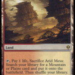 Arid Mesa: Gimme a Plains or Mountain, Plz!