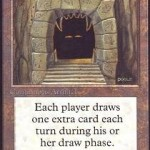 Howling Mine: You Must Draw an Extra Card