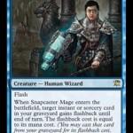 Snapcaster Mage: Master of Flashbacks