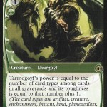 Tarmogoyf: We Need Diversity! Especially in the Graveyards!