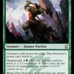 Den Protector: Instill Fear in Weaker Foes