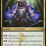 Rakshasa Deathdealer: The Cat Demon that Refuses to Die!