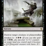Ruinous Path: Destroy the Living to Animate the Nonliving
